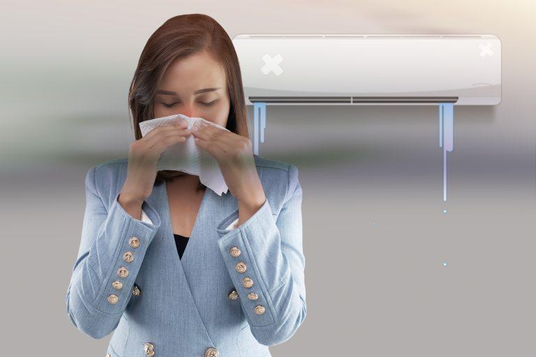 エアコン臭い